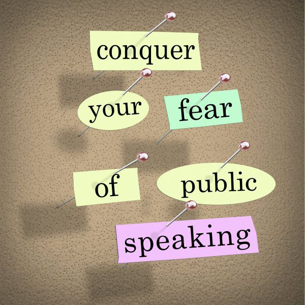 Conquer Speaking Fear: Expectations vs. Reality