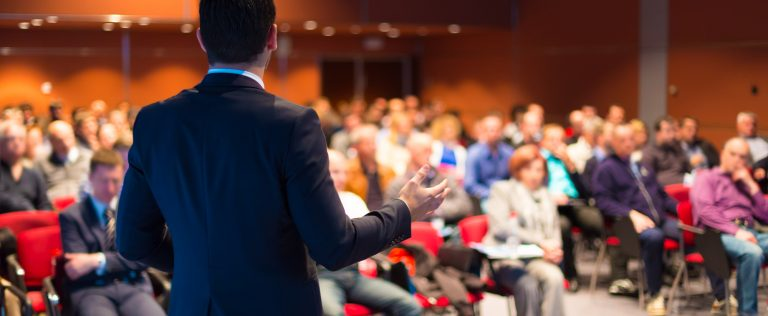 Three Easy Steps To Be Good In Public Speaking