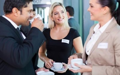 5 Connection Tools To Maximize After A Speaking Event